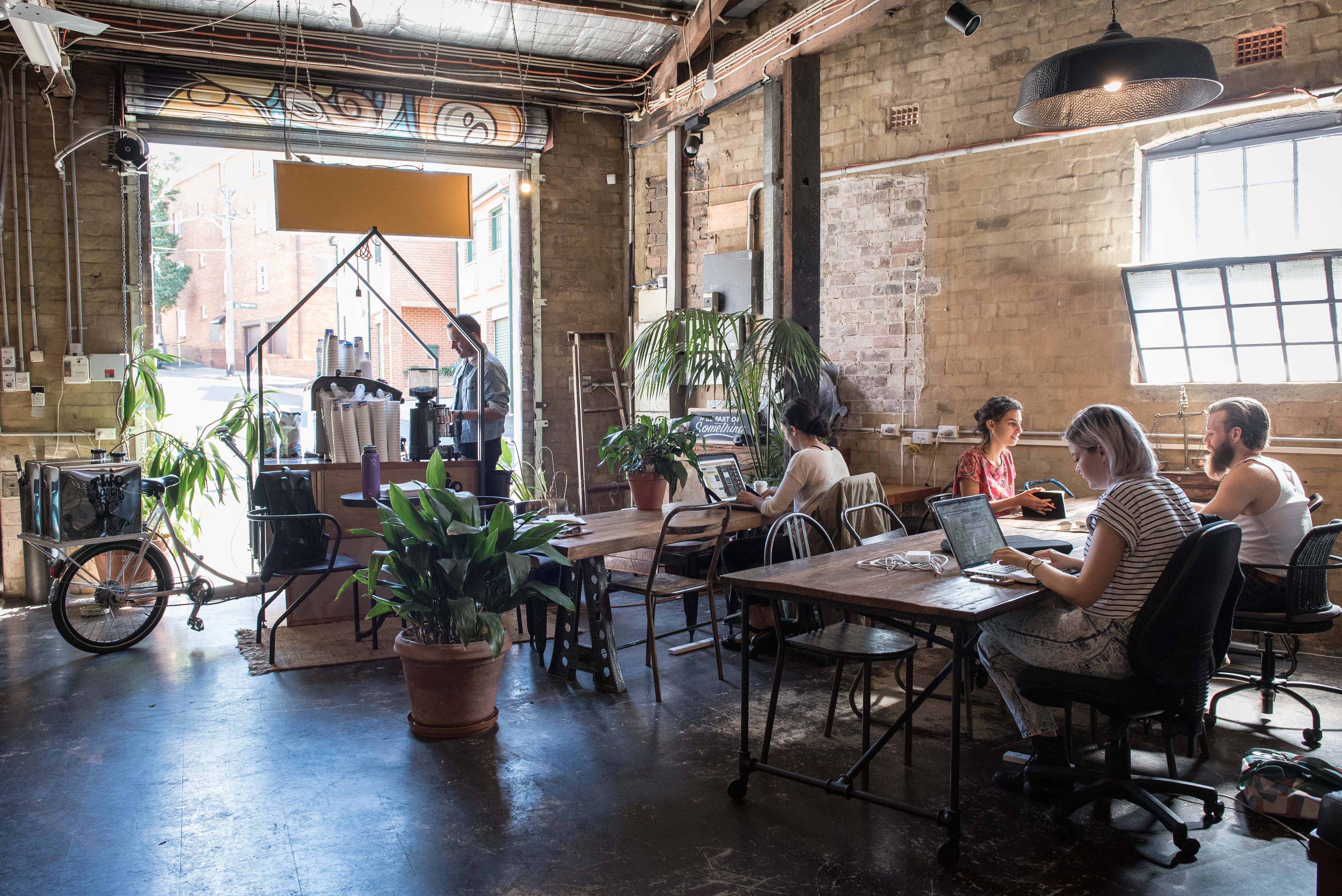 COMMUNE coworking space to expand offering for the Sydney