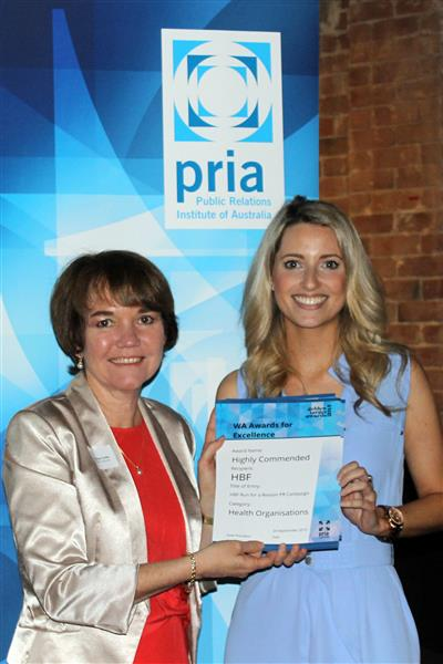 PRIA WA Celebrates 12 Campaigns at PR State Awards for Excellence