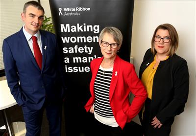 White Ribbon appoints Primary to help stand up against violence