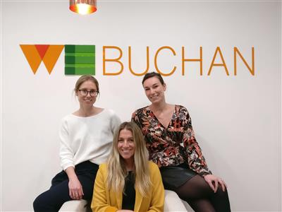 WE Buchan Expands Senior Team Across Digital, Consumer & Tech