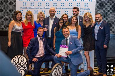 Red Agency Wins NSW Large Consultancy of the Year