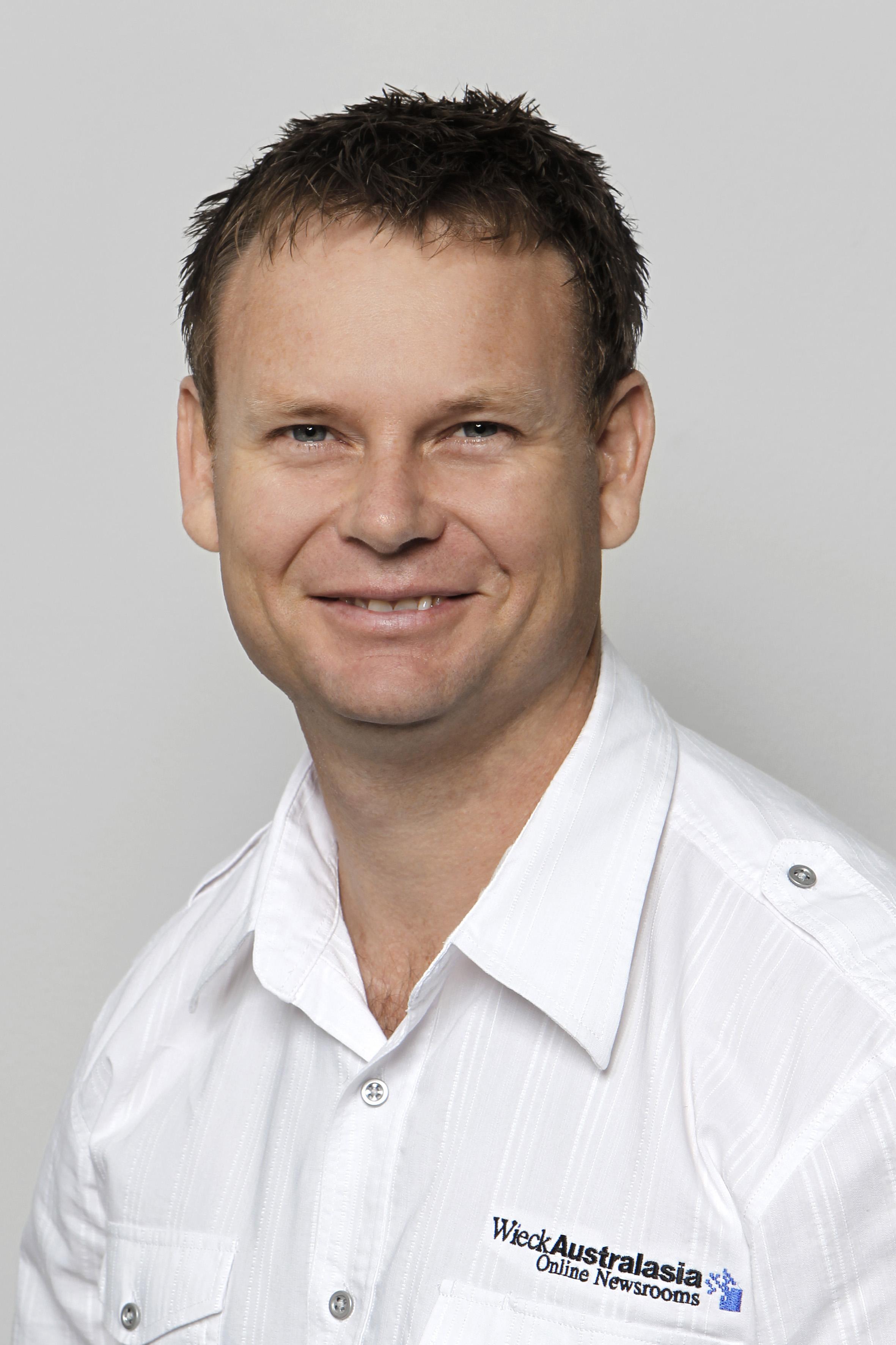 Warren Kirby, CEO, Wieck Australasia