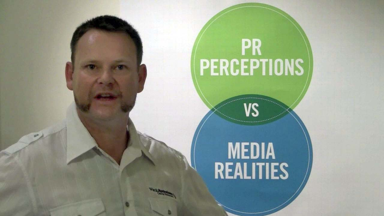 Warren Kirby, CEO of Wieck Australasia talks about the highlight of the PR Perspectives vs Media Realities survey.