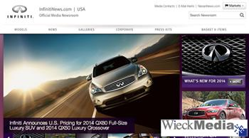 Nissan drives the conversation with content marketing-focused website