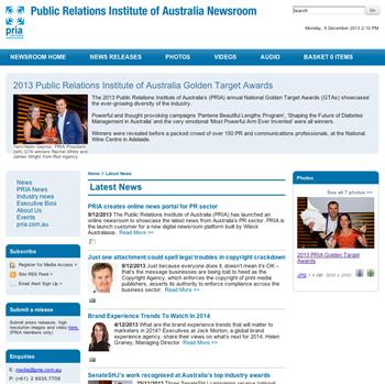 PRIA creates online news portal for PR sector