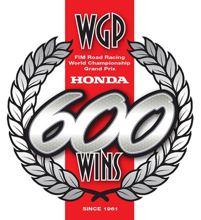 Honda's 600 GP wins