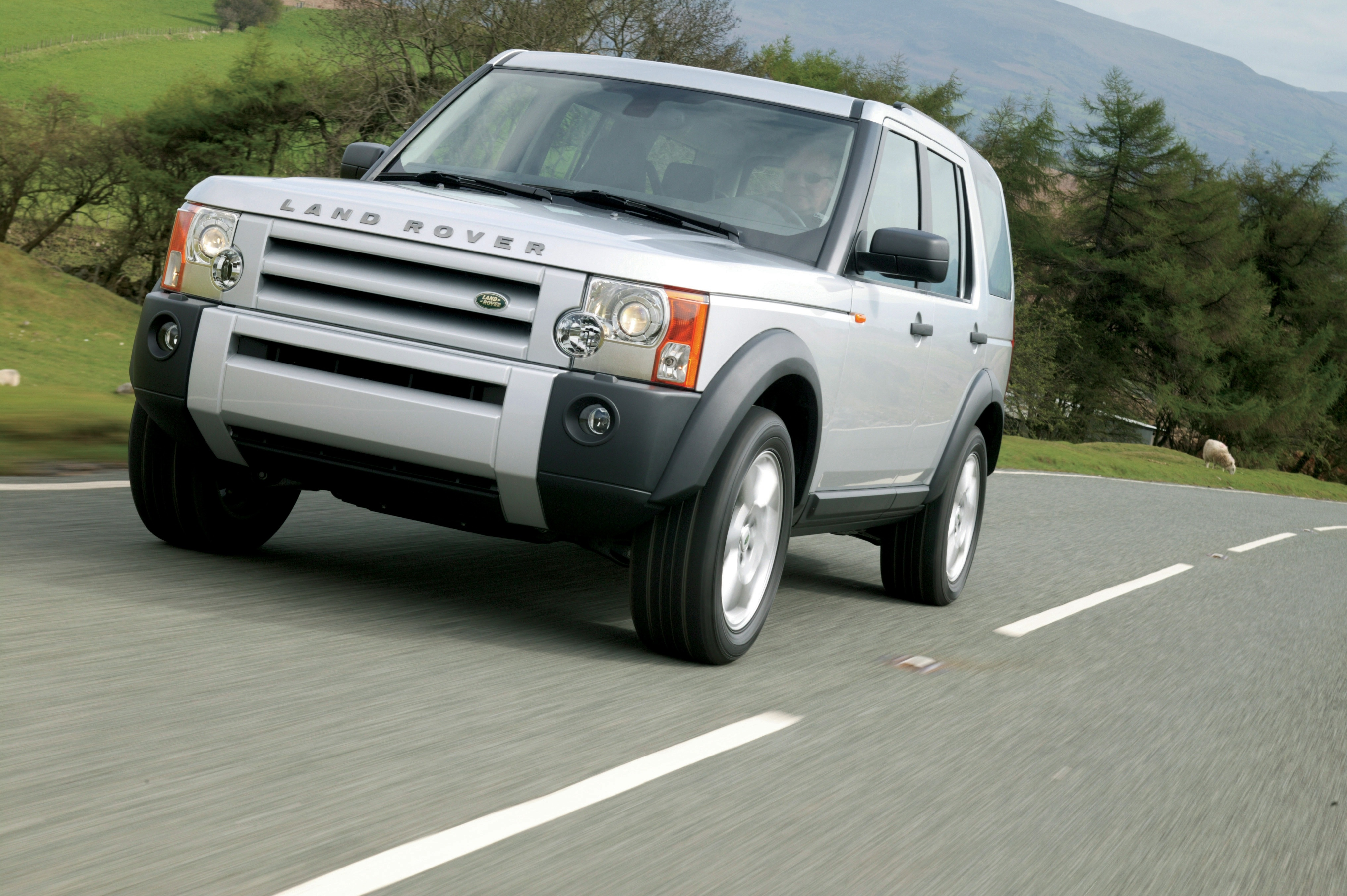 The All New Land Rover Discovery 3 Engine Computer Diagram