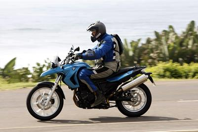 BMW F 650 GS May 08