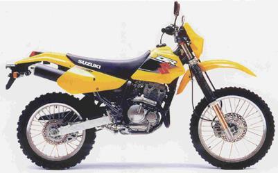 Suzuki DR-Z250