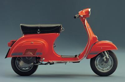 1976 Vespa ET3