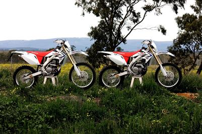 Honda Limited Edition HRC Enduro Bikes Made Just For Aussies