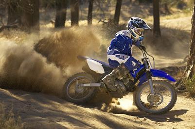 Yamaha TT-R125WE