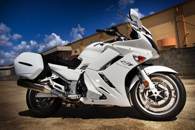 Yamaha FJR1300A Touring Edition