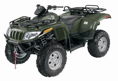 Super Duty 700cc Diesel ATV