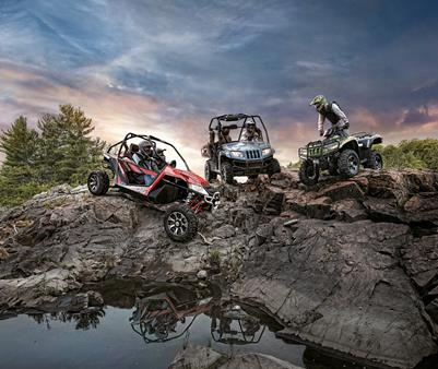 Arctic Cat Expands On New Territory