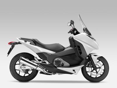 Honda NC750D Integra