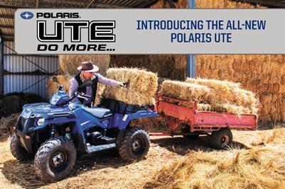 Polaris UTE 570