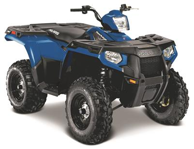 Polaris Hawkeye 400