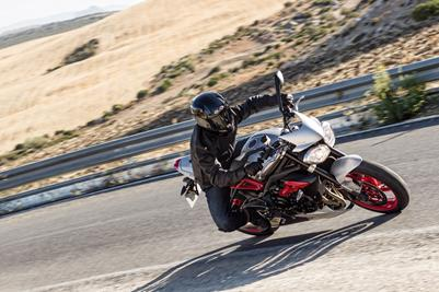 New Street Triple RX Special Edition
