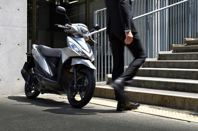 2015 Suzuki Address 110