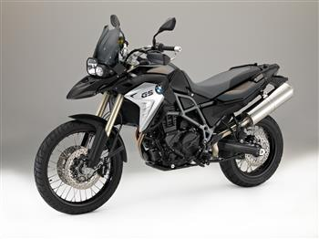 2016 BMW F 700 GS and F 800 GS