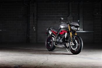 ALL NEW TRIUMPH SPEED TRIPLE MODELS UNVEILED.