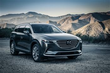 Mazda Premieres brand-New CX-9 Three-Row Midsize Crossover SUV