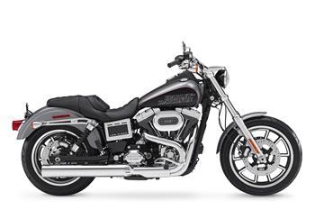 2016 Harley-Davidson Dyna Low Rider.