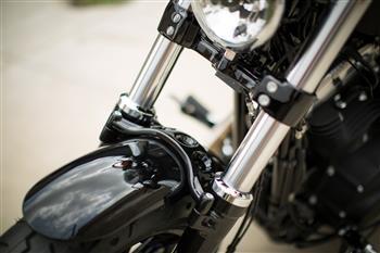 2016 Harley Davidson Forty-Eight Sportster.