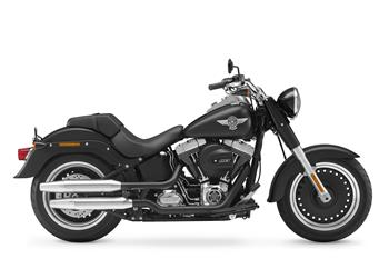 2016 Harley-Davidson Softail Fat Boy Lo.