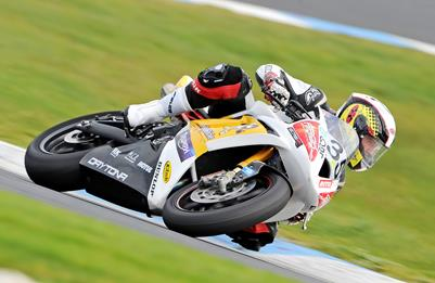 Triumph Leading Motul Supersport Championship!