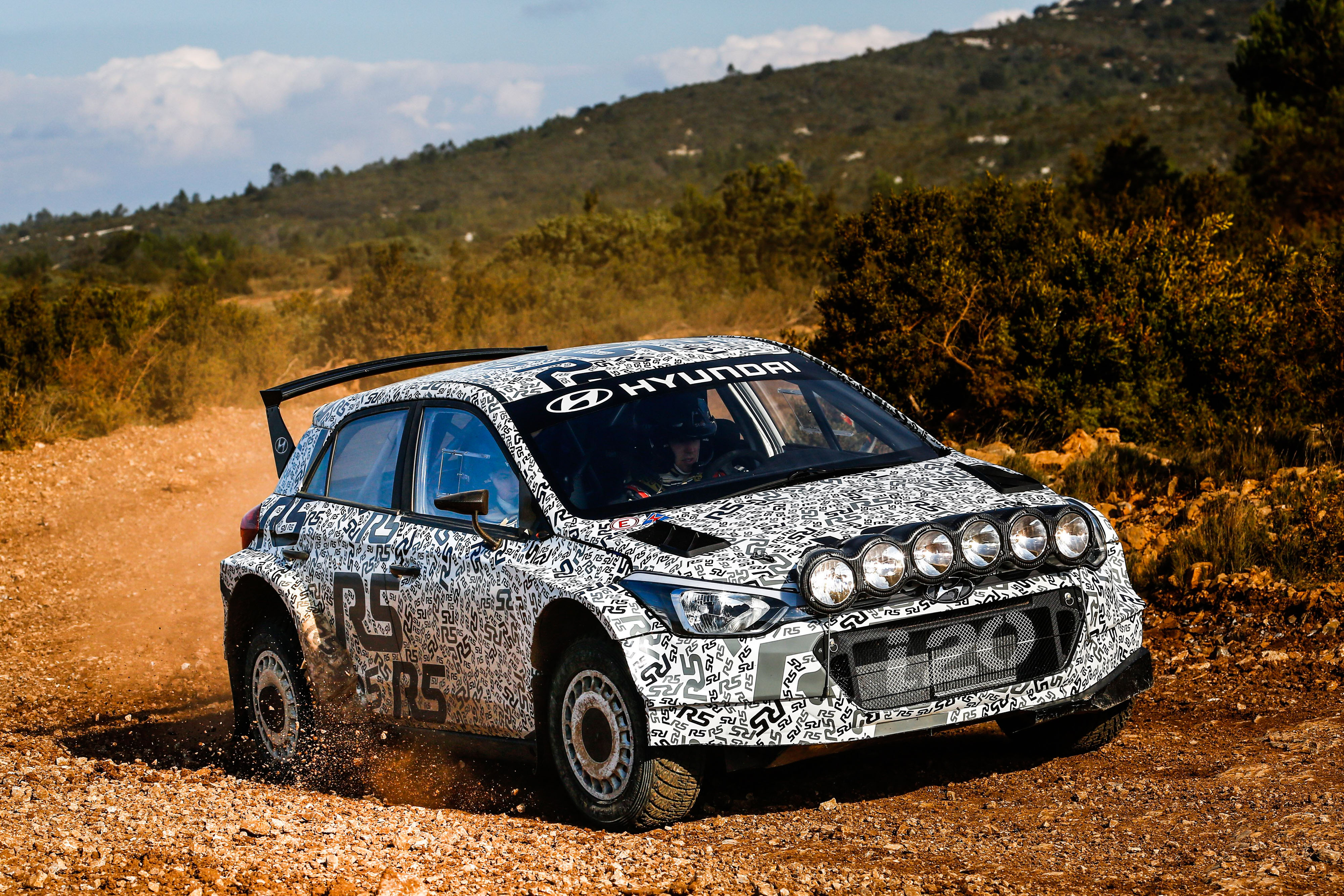Hyundai Motorsport Customer Project picks up pace as R5 testing begins