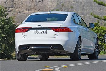 2016 Jaguar XF S - Polaris White