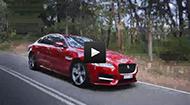 2016 Jaguar XF.