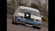 The Volvo 850 Estate in the 1994 BTCC.