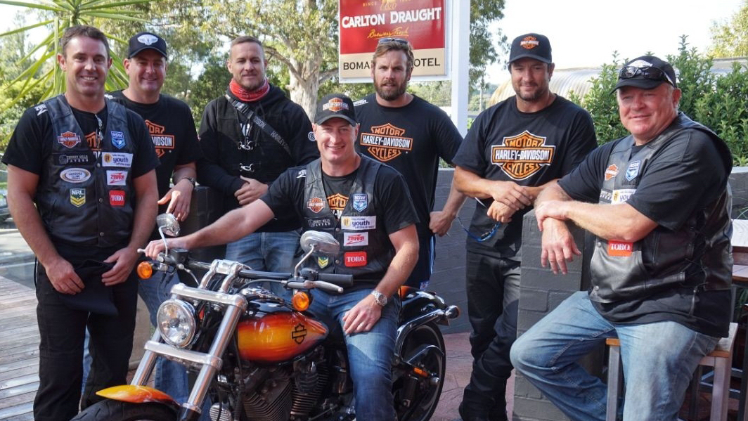 Harley-Davidson® Gets Into Gear For 2016 Hogs For The Homeless