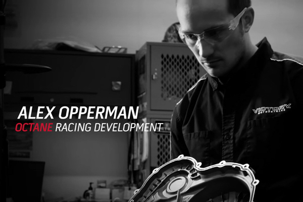 Octane Racing Development: Alex Opperman