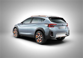 Subaru XV Concept Debuts In Geneva