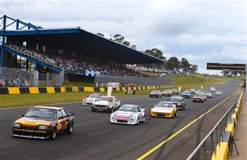 2015 Australian Muscle Car Masters