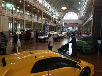Fans give Motorexpo the thumbs up