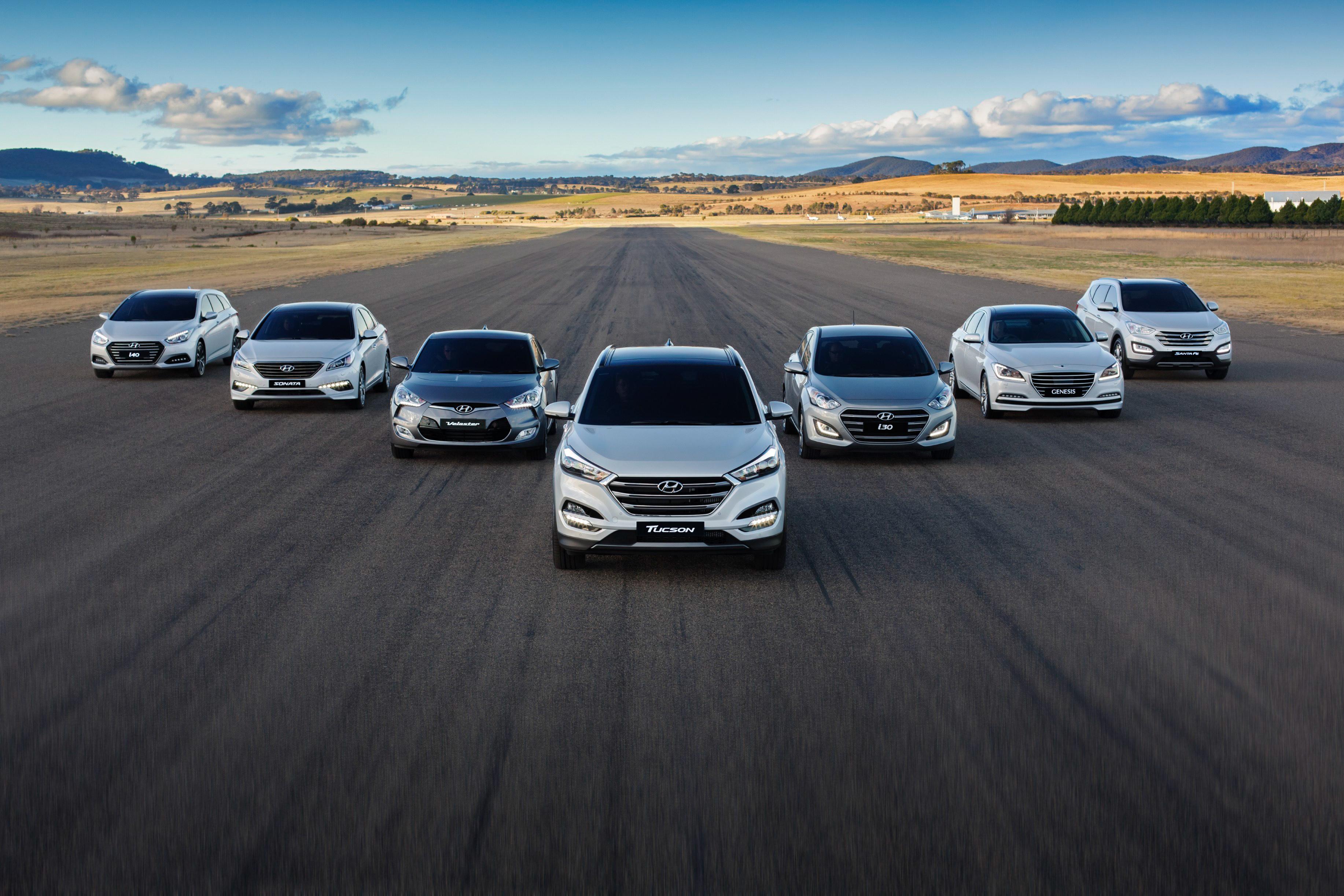 2016 Hyundai Range