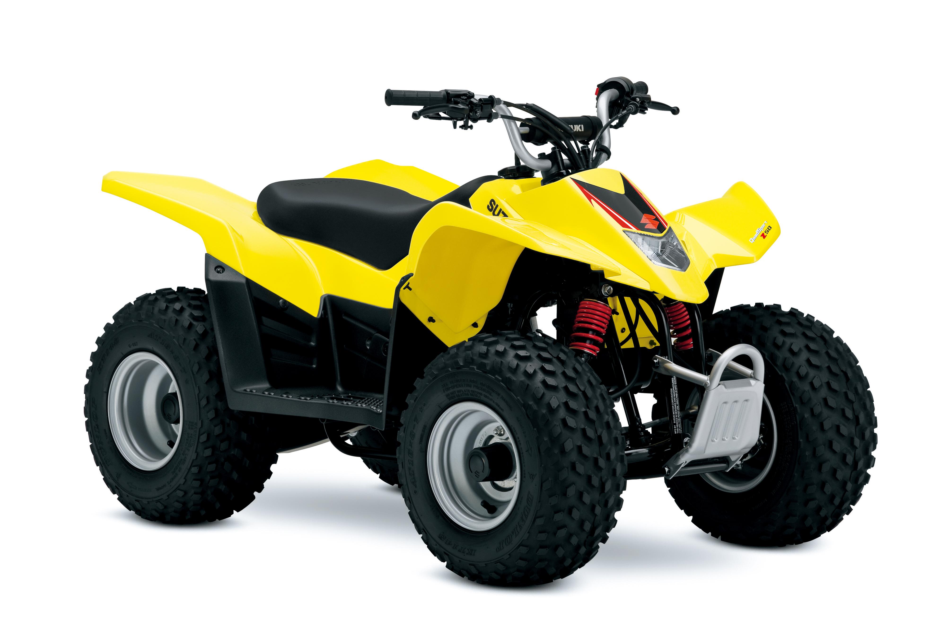 2017 Suzuki QuadSport Z50