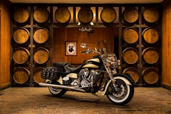 Limited Edition Jack Daniels 150th Anniversary Indian Chief Vintage