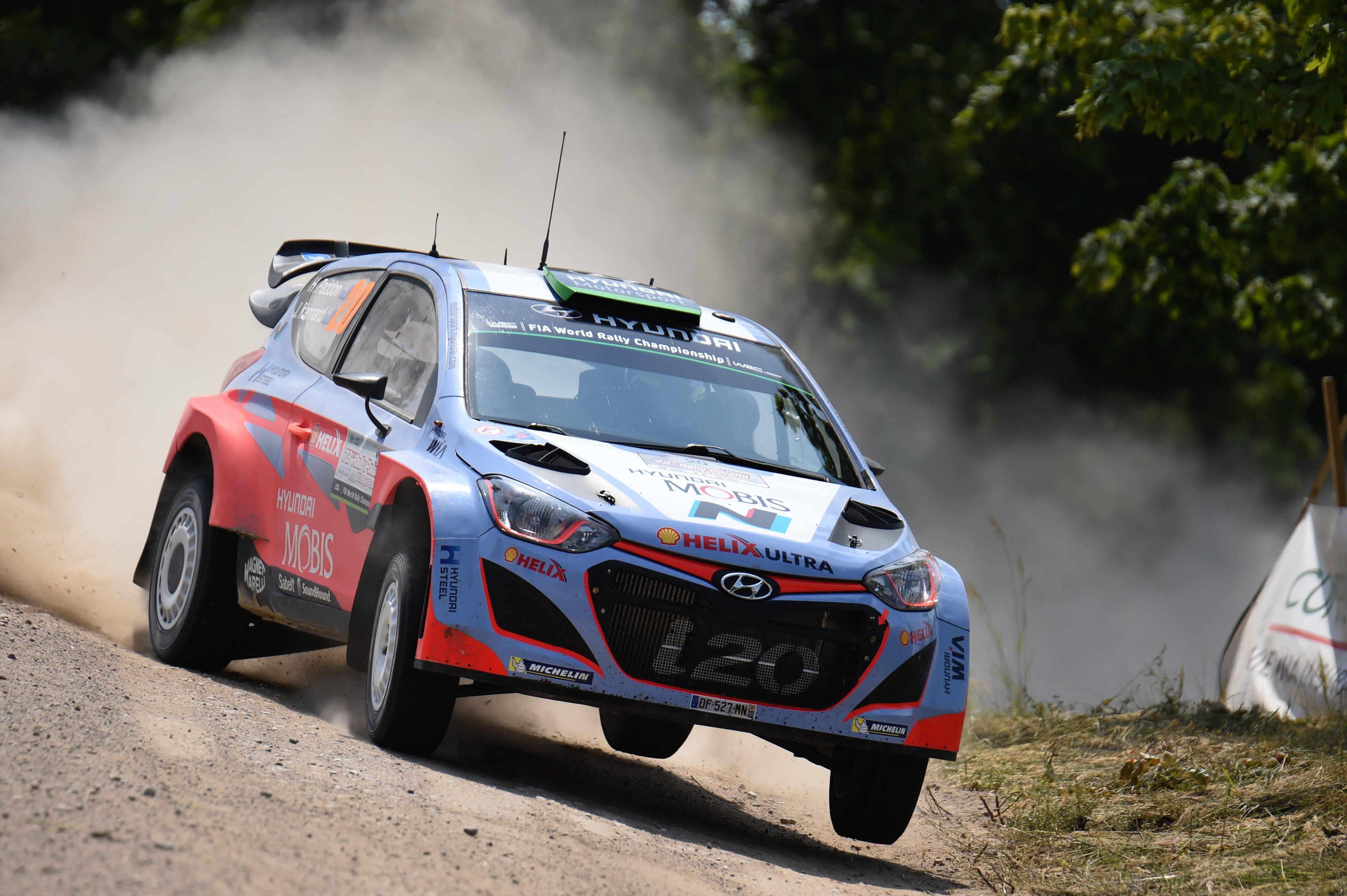Hyundai Motorsport targets podium at fast and furious Rally Poland