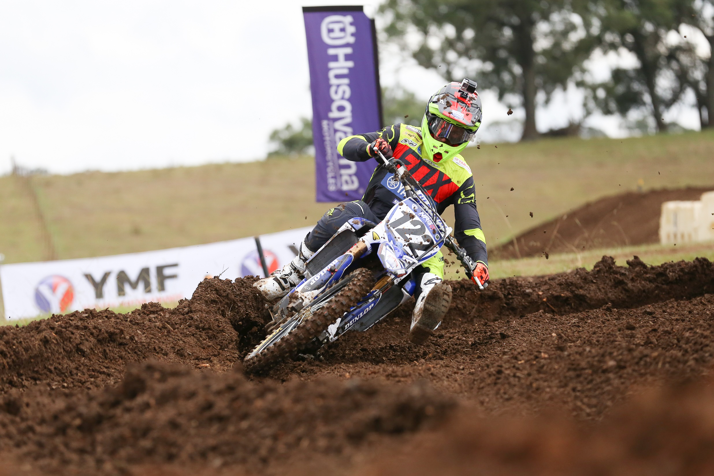 Yamaha Racing Revitalised for MX Nationals Second Half