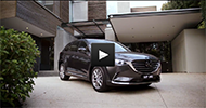 Brand-New Mazda CX-9 framing B-Roll.