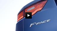 2017MY Jaguar F-PACE B-roll footage.