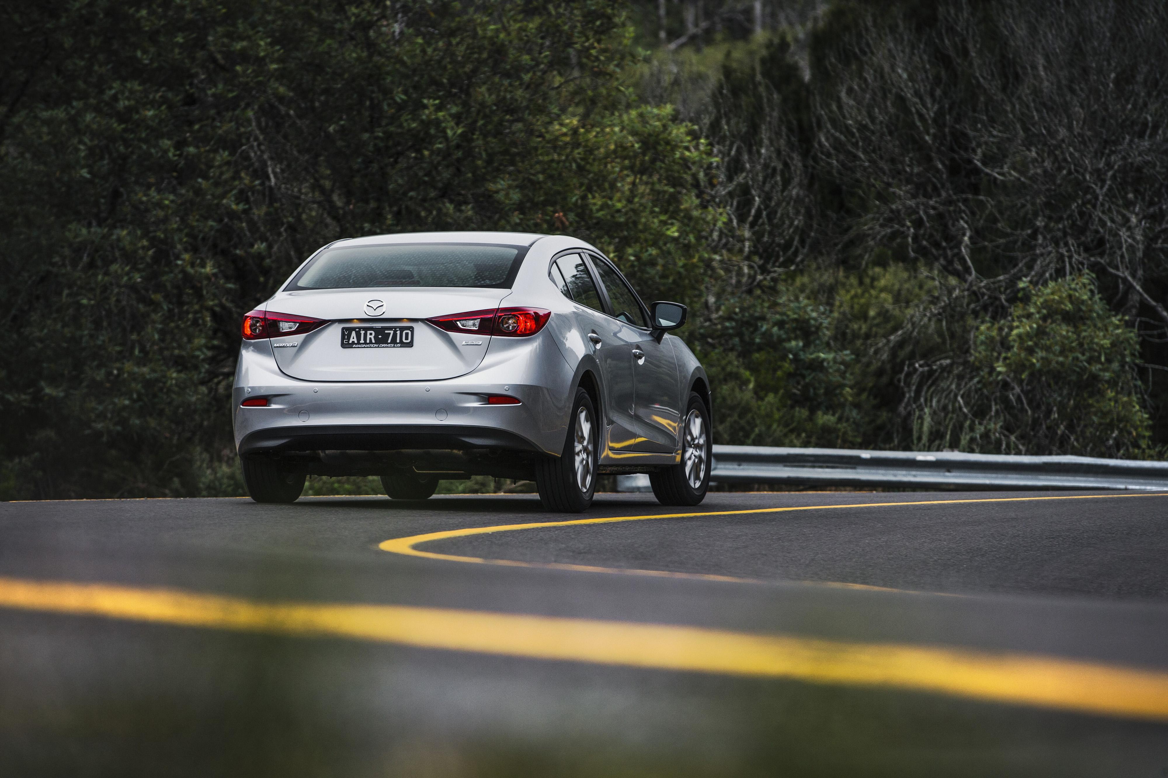 2016 Mazda3 Neo sedan Mazda3 Neo sedan
