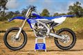All new 2017 YZ250F