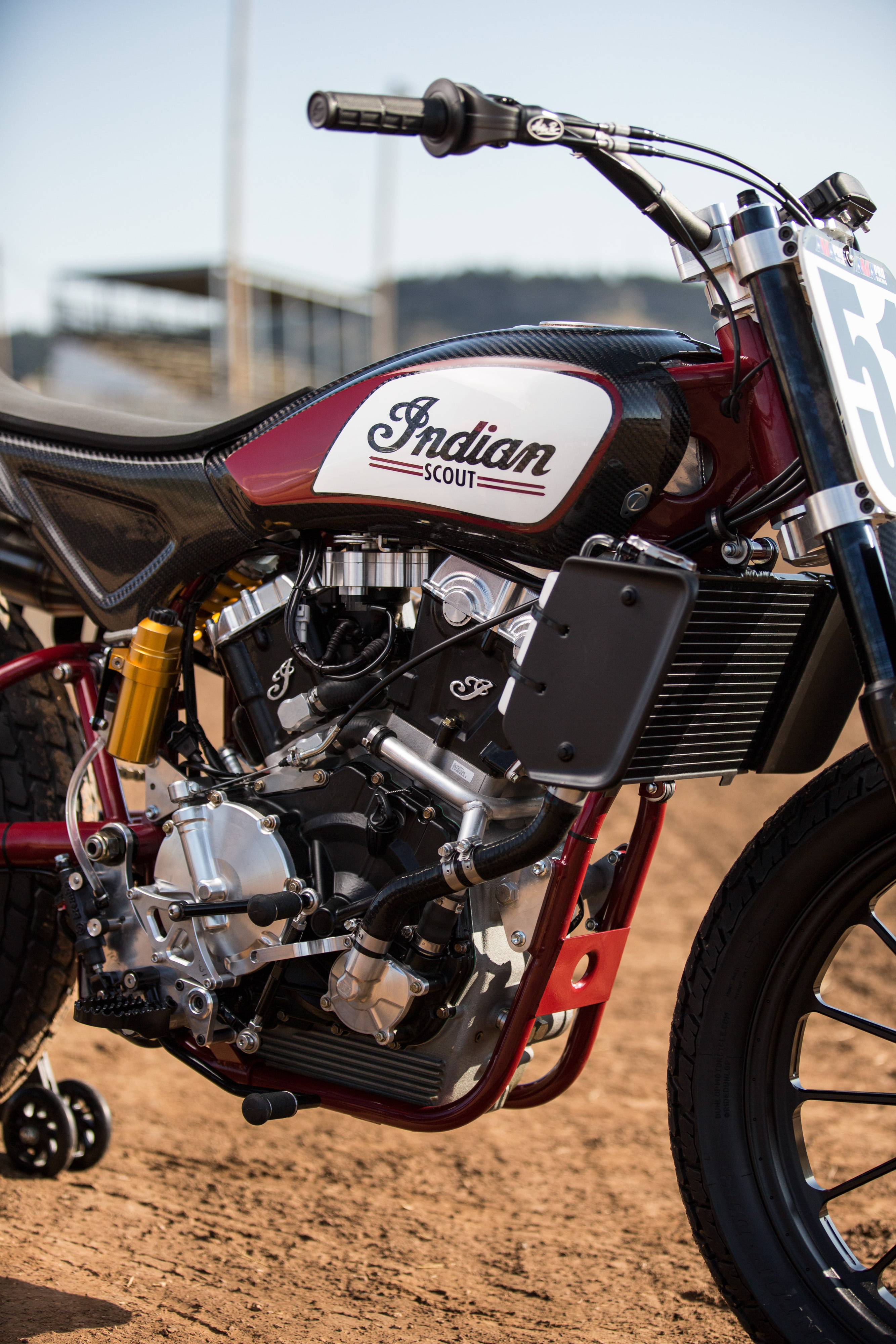 Indian Scout FTR750